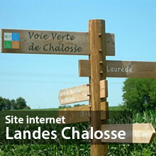 site Landes Chalosse